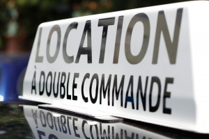 location double commande