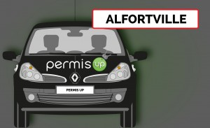 location voiture double commande alfortville permis up. Black Bedroom Furniture Sets. Home Design Ideas